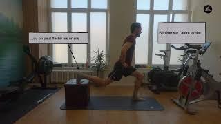 Renforcement musculaire (niveau 4 sur 5)