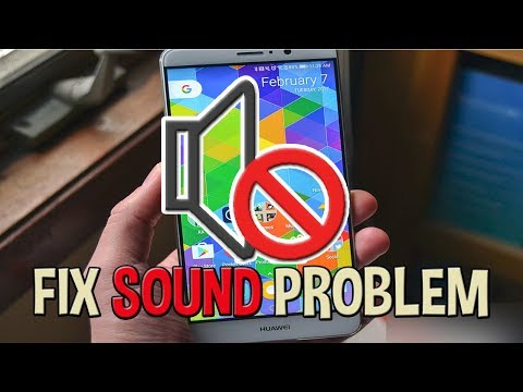 How To Fix Sound Problem On Any Android