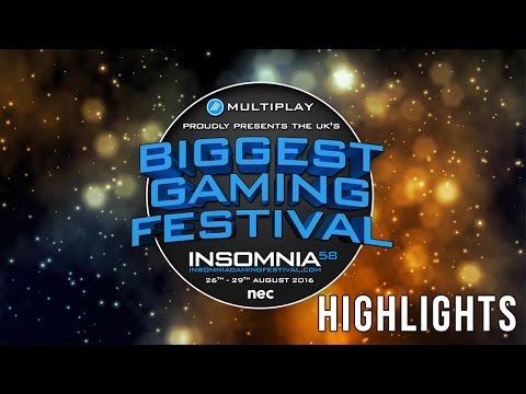 Multiplay Insomnia 58 Highlight Movie | edited by emkay