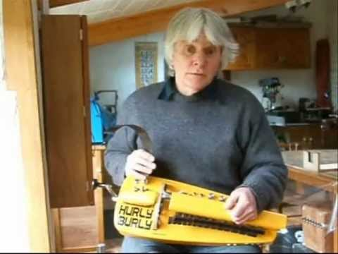 electronic hurdy gurdy by bryan tolley part 1 youtube. Black Bedroom Furniture Sets. Home Design Ideas