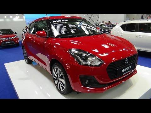 2018 Suzuki Swift - Exterior and Interior - Auto Salon Bratislava 2017