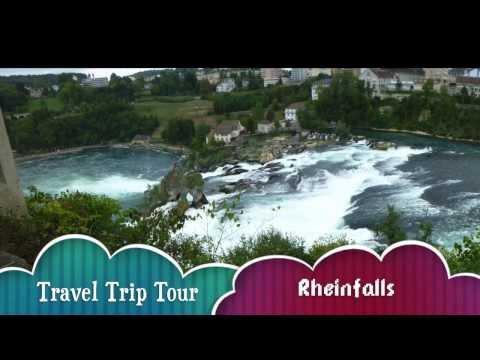 Travel Trip Tour #1   Rheinfall, Zurich