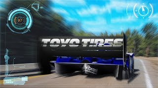 TOYO TIRES | PIKES PEAK 2017