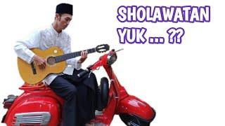 Download SHOLAWAT MERDU NURIL ANWAR DAN YA ROBBI SHOLLI ALA ROSUL