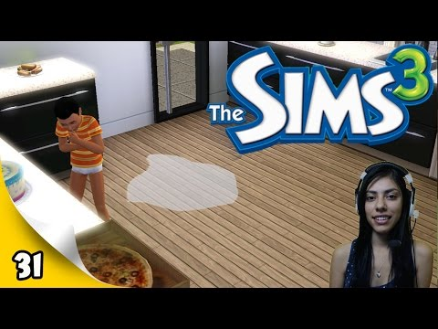 Sims 3 - Ep 31 - Birthday Wee!