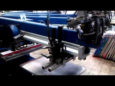SCREEN PRINTING MACHINE PUERTO RICO 3