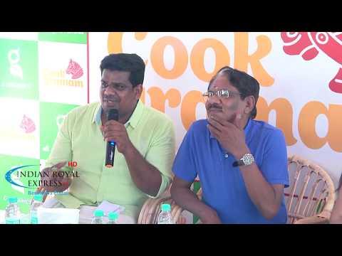 Indian film director P  Bharathiraja Inauguration Hotel Cook Gramam at chennai Anna Nagar
