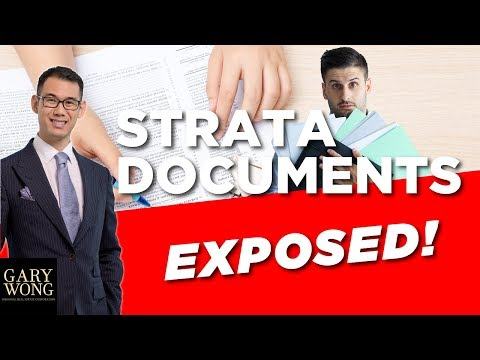 First Time Home Buyer Mistakes | Critical Mistake #5 | Biggest No No in Strata Documents