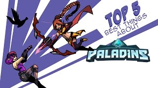 The 5 Best Things About Paladins - Should You Play? (Review)