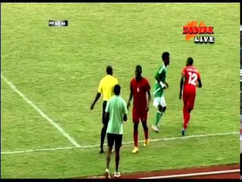 Malawi Vs Madagascar @Bingu Stadium 2ndHalf
