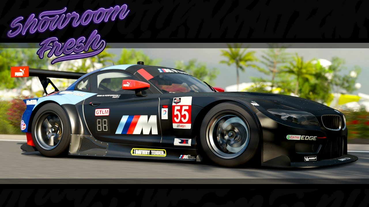 Forza Horizon Bmw Bmw Team Rll Gte Youtube