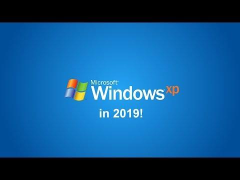 Using Windows XP In 2019 (XP Mode)