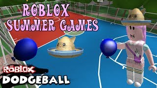 ROBLOX SUMMER GAMES EVENT - CAT AND GLOBE MAN