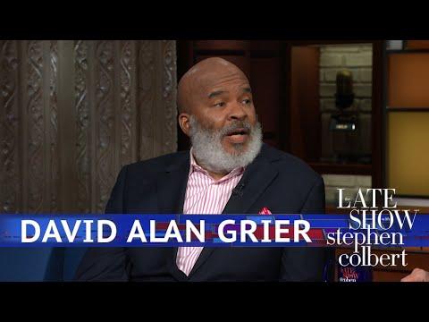 David Alan Grier Defends His Collard Greens