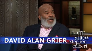 David Alan Grier Defends His Collard Greens