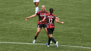 NWSL MATCH HIGHLIGHTS | Portland Thorns FC 2, North Carolina Courage 1 | Aug. 11, 2019