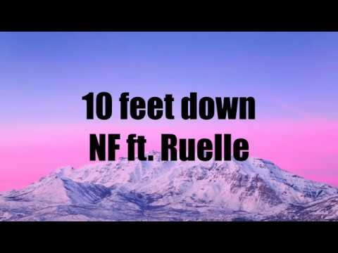 nf---10-feet-down-ft.-ruelle-lyric-video
