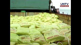 Mga nasabat na smuggled rice dapat sa NFA na lamang ibenta ayon kay Sen. Villar