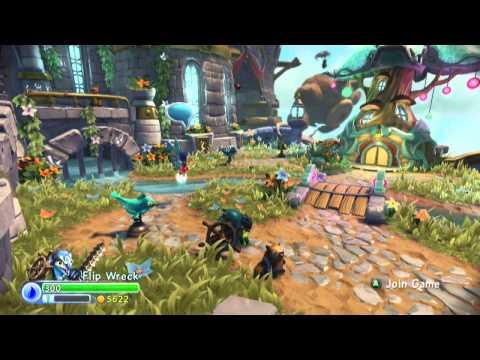 Skylanders Trap Team Research: Flip Wreck Fish Commander Upgrade Path
