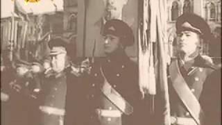 7 ноября 1982г. Москва. Красная площадь. Военный парад.