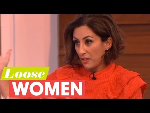 Saira Khan Speaks Out Against the Culture That Enabled the Rochdale Abuse Scandal | Loose Women