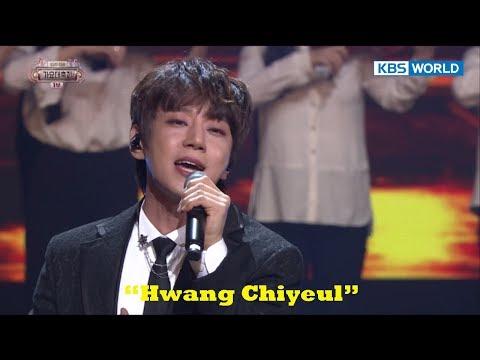 Hwang Chiyeul Special / 황치열 스페셜 [2017 KBS Song Festival   2017 KBS 가요대축제 / 2017.12.29]