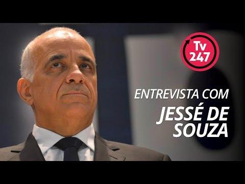 TV 247 - Entrevista com sociólogo Jessé de Souza