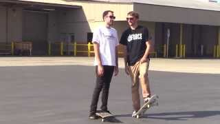 LANCE LIVE SKATE SUPPORT MASTERING THE BASICS