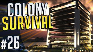 TOUR OF TERROR | Colony Survival #26
