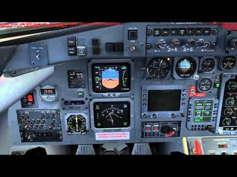 FSX PMDG Jetstream J41 Tutorial 2.0 Part 6: Descent, Final Approach, & Landing