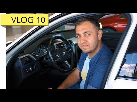VLOG 10 Купил машину в Германии. Спасибо, Денис Рем