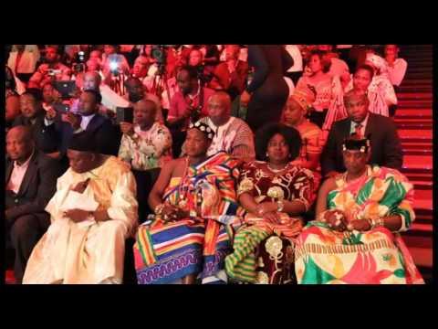 President Akufo-Addo Meets The Ghanaian Community in Belgium