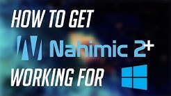 How to get Nahimic working with Windows 10