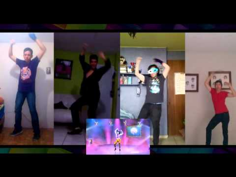 JUST DANCE 2015 | You Spin Me Round (Like a Record) | Collaboration
