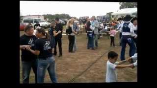 WB tánctanítás a Noé Állatotthon Jótékonysági Napján: Pattycake Polka