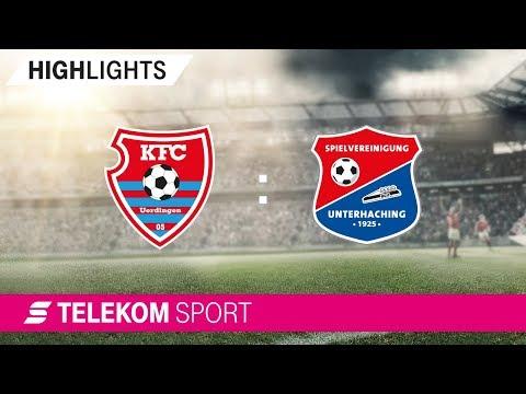 kfc-uerdingen-spvgg-unterhaching-spieltag-1-1819-telekom-sport