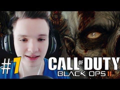 Black ops 2 - DER TANZENDE AFFE - Danny und das Beast - Part 1