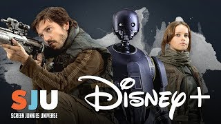 Star Wars Rogue One Character Gets Disney Streaming Series! - SJU