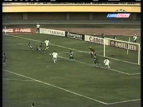 1998 (February 11) South Africa 1- Ivory Coast 1 (African Nations Cup)