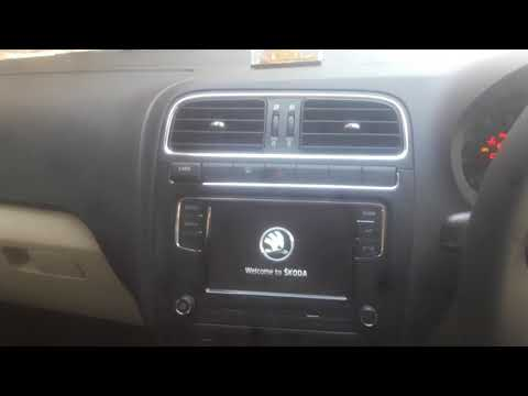 HOW TO INSTALL  RCD 330G PLUS  AND RCD 340 IN SKODA RAPID WITH STEERING  COTROL AND CAMRA-9818935777