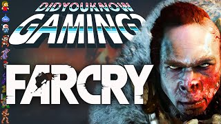 Far Cry 1-4 & Primal - Did You Know Gaming? Feat. Brutalmoose
