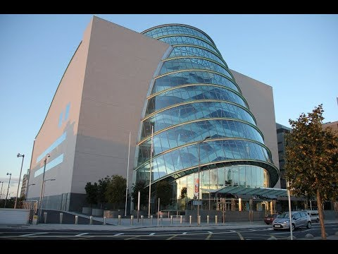 Dublin Convention Centre WiFi Infrastructure Case Study