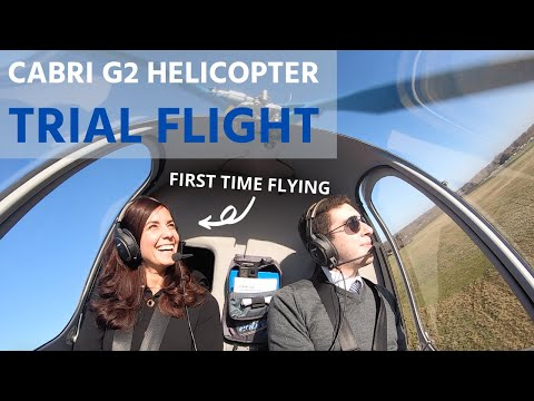 First Helicopter Lesson - Cabri G2 Air Experience | ICE Helicopters Elstree