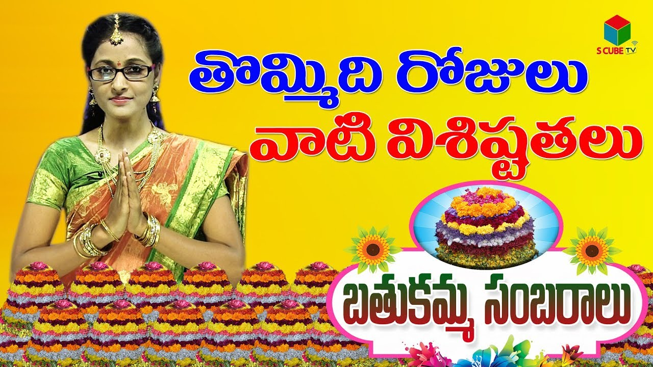essay on bathukamma in telugu