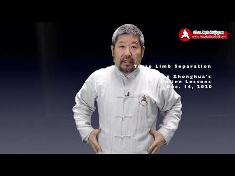 Torso and Limb Separation Trailer-Chen Zhonghua