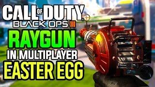 BLACK OPS 3: RAY GUN IN MULTIPLAYER EASTER EGG