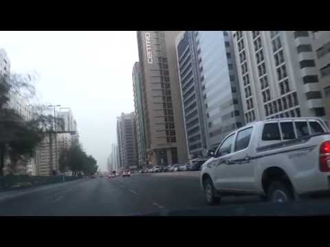 Airport road abu dhabi