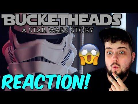 Bucketheads - A Star Wars Story (2018 Fan Film) - Reaction