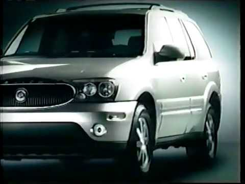 "2004 BUICK RAINIER TV COMMERCIAL ""A Brand New Buick"" Testing Research & Development"