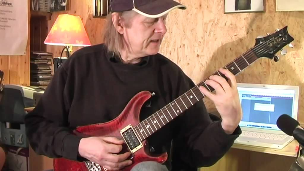 Mit 18 Marius Müller Westernhagen Gitarrenlektion V Siggi Mertens